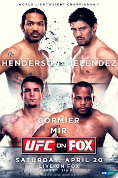 Download UFC on Fox 7: Henderson vs. Melendez HDTV Baixar