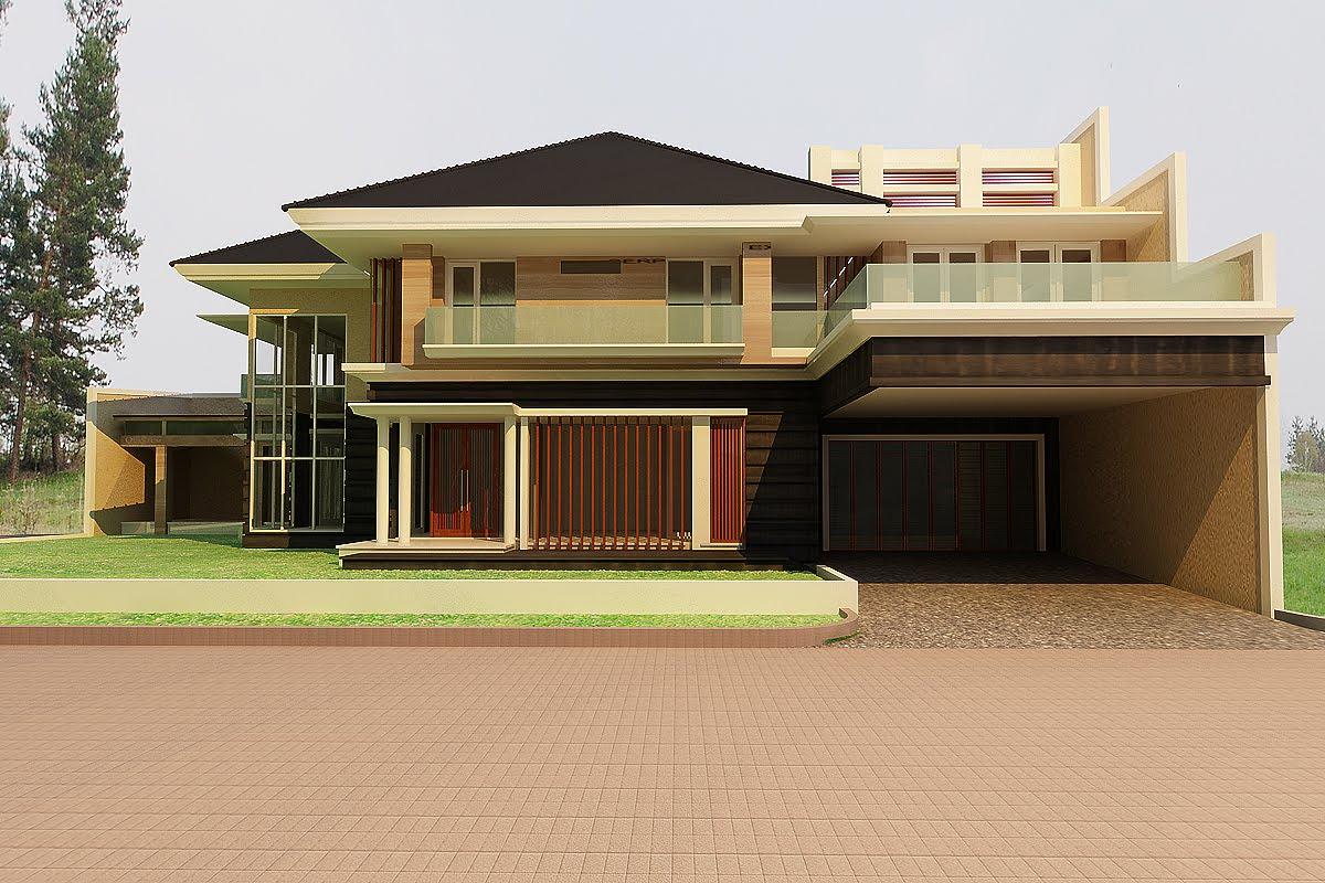 Renovasi & Perluasan Desain Rumah (Rumah Developer)