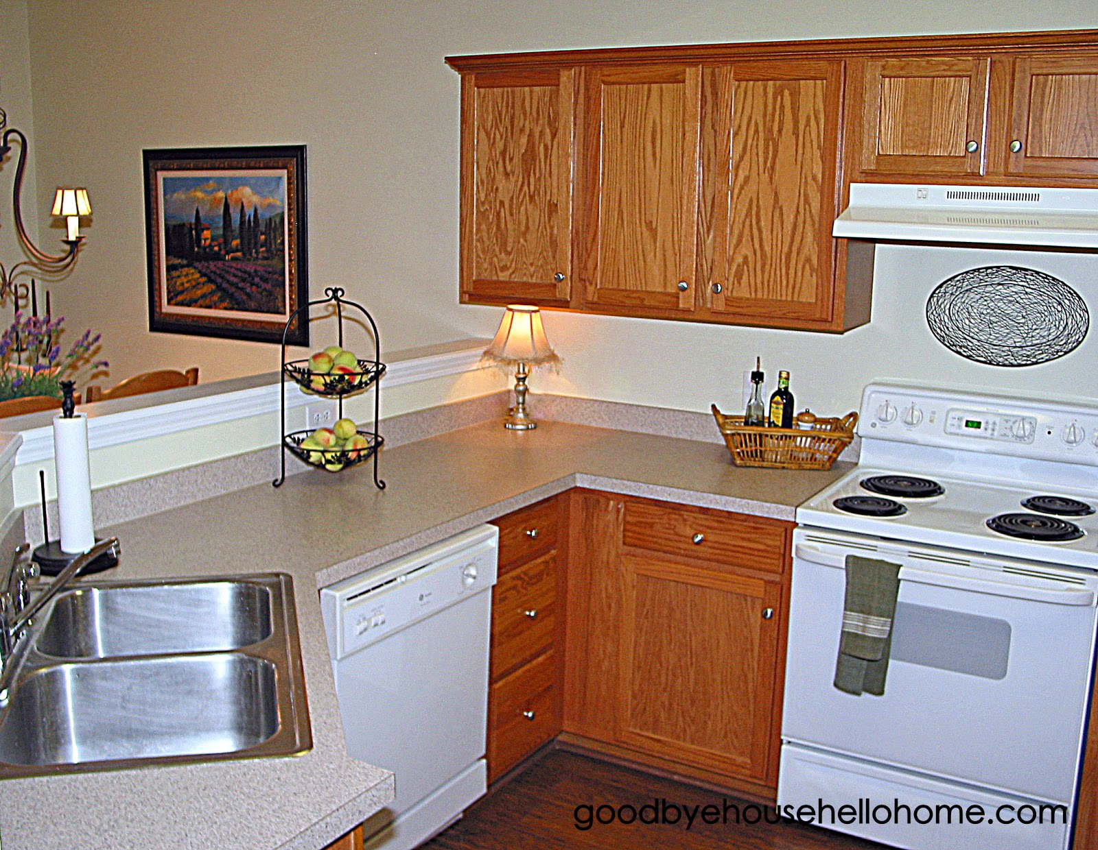 Kitchen Staging Goodbye House Hello Home Blog 31 Days To A Staged Home