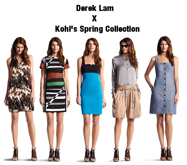 Derek Lam for Kohl's Spring Collection