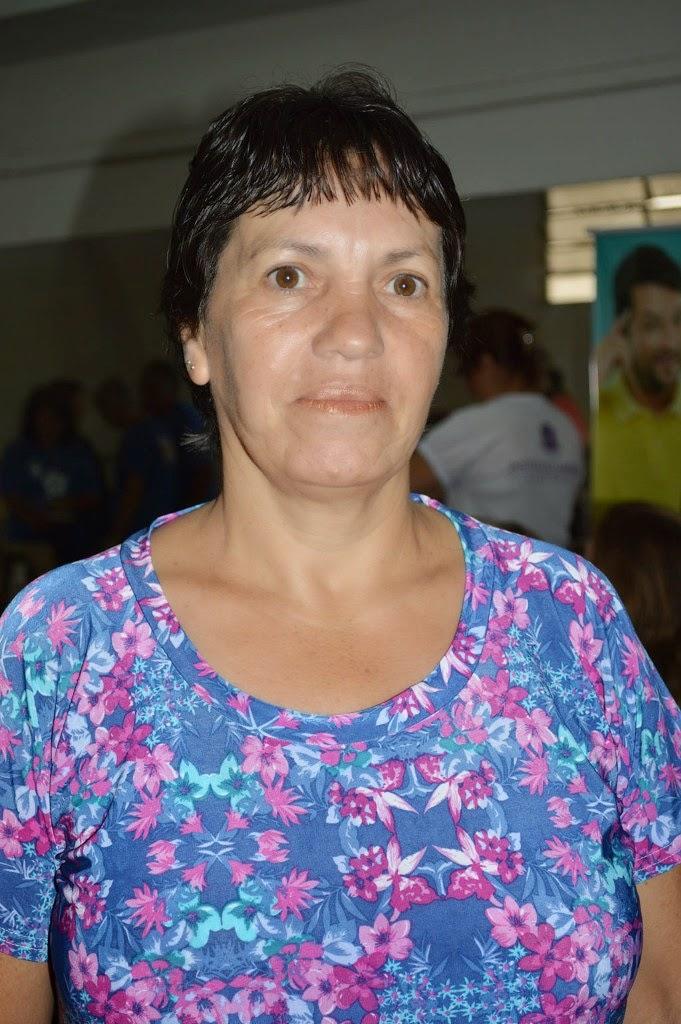 Outra aluna que aprovou e aproveitou a iniciativa foi Cleusa Maria da Motta