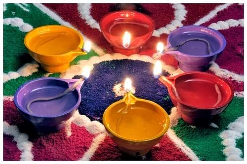 Diwali Diyas Wallpapers Exclusive Diwali Diya Decoration