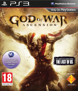GODCAPA Download   Jogo God of War Ascension PS3 DUPLEX (2013)