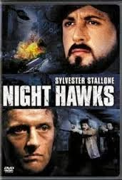 Nighthawks - Starring Sylvester Stallone, Billy Dee Williams, Rutger Hauer and Lindsay Wagner - Released in 1981