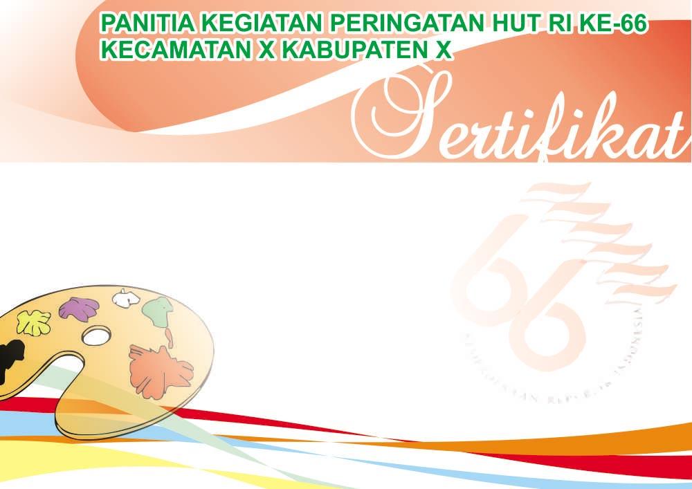 Download Contoh Sertifikat