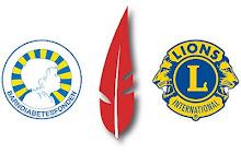 Lions Röda Fjädern 2012-2013