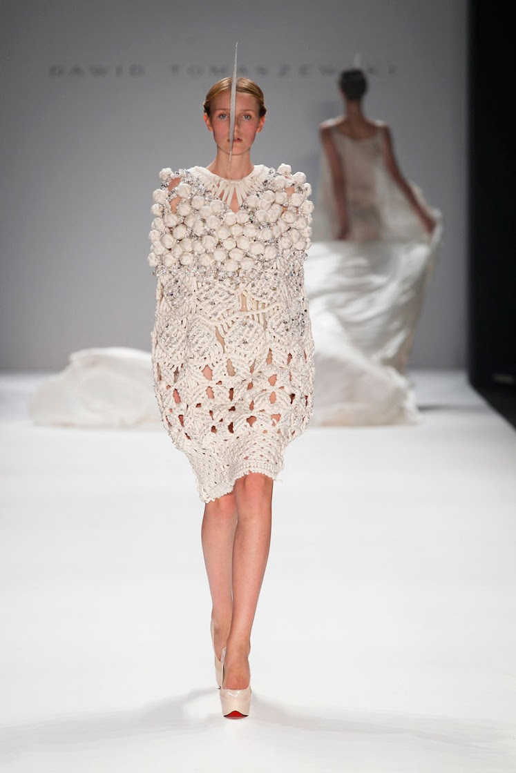 Dawid Tomaszewski Spring/Summer 2013 Women's Collection