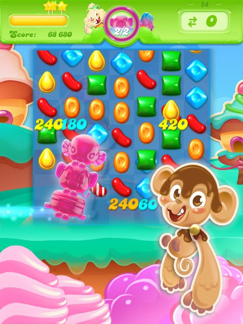 Candy crush jelly saga v1 2 2 mod apk free download fvs4you - 1600 candy crush ...