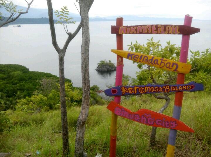 plang pulau karamasang