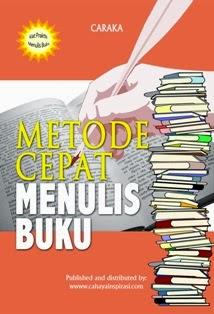Metode Cepat Menulis Buku
