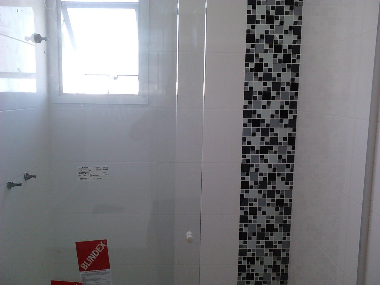 Banheiro Com Azulejos Imitando Pastilhas  rinkratmagcom banheiros decorad -> Banheiro Com Azulejo Pastilha