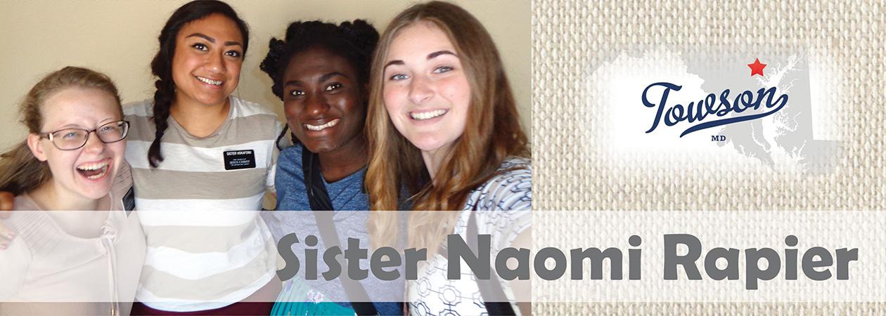 Sister Naomi Rapier