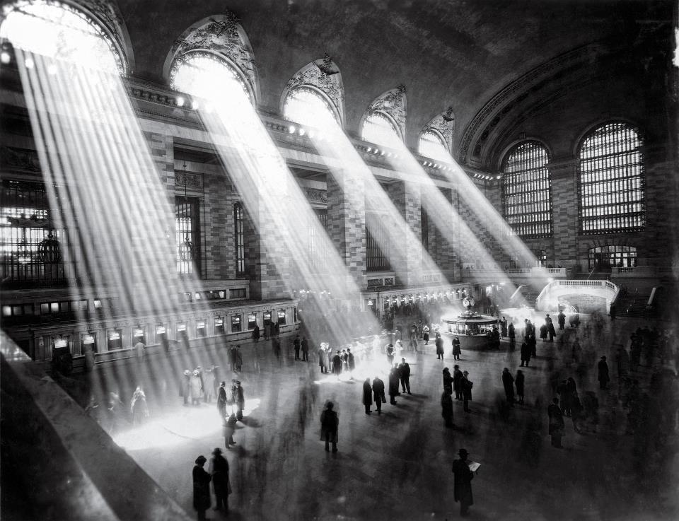 Grand+Central+Station+NYC,+1929.+Photo+b