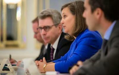 Помічник держсекретаря США Нуланд продовжить у Москві переговори щодо України
