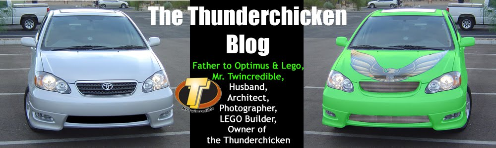 The Thunderchicken Blog