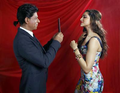 ������ ���� Happy New Year 2015 ��� ���� ����� Shahrukh-khan-Deepik
