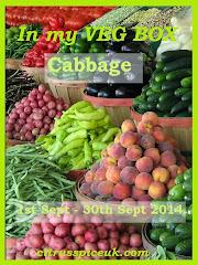 In my VEG BOX~ Cabbage