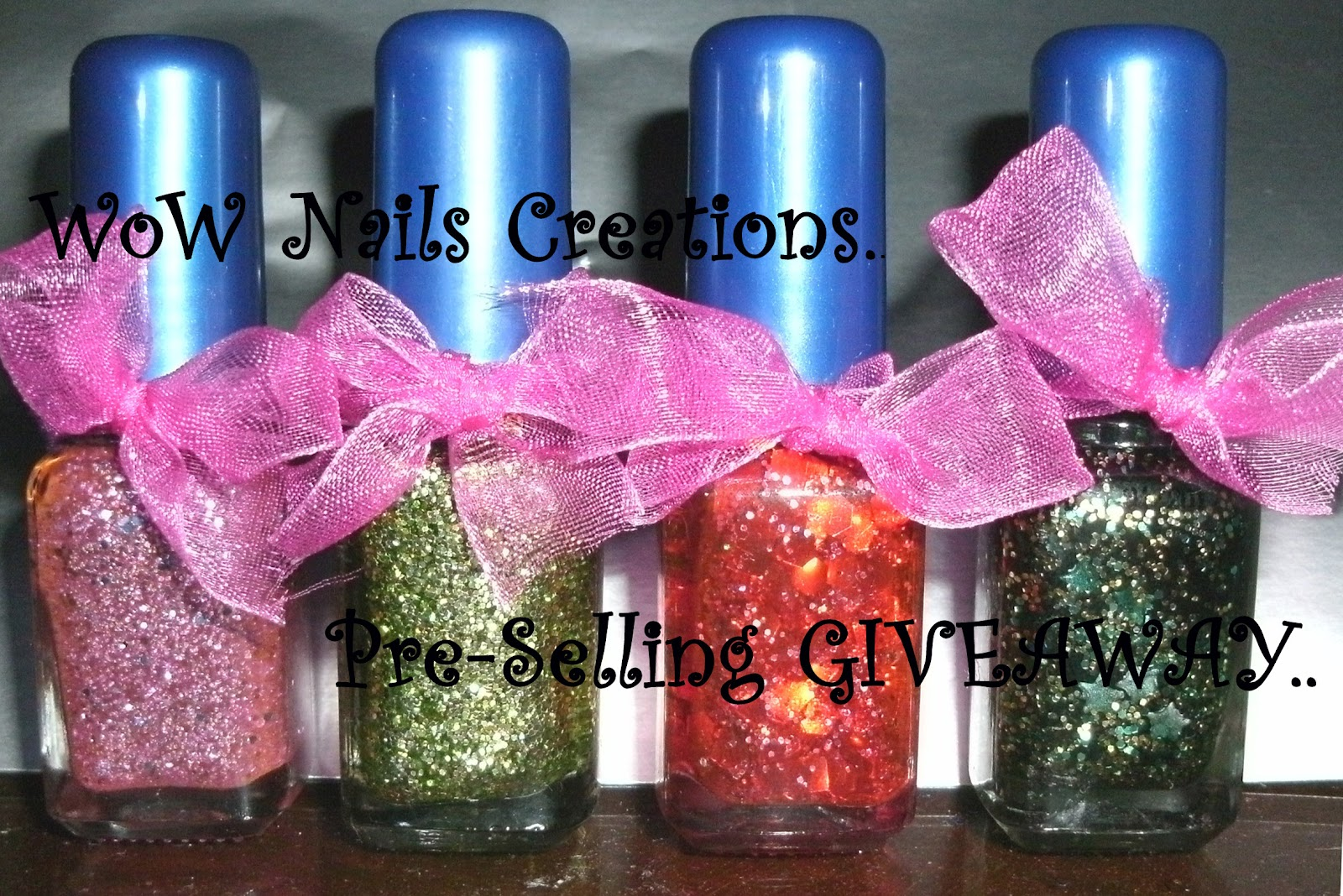 WOW Nails Giveaway