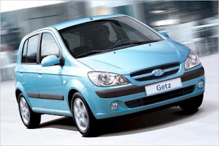 Hyundai GETZ Pictures