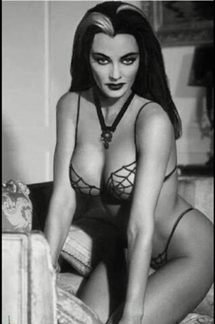 lilly munster sexy