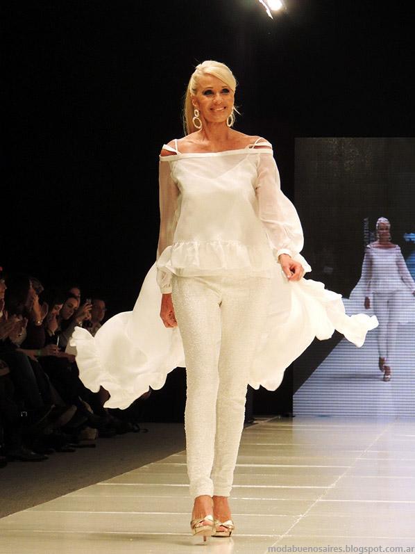 Moda 2014 Adriana Costantini verano 2014 moda.