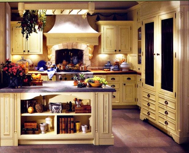 25 مطابخ خشبية كلاسيكية و مودرن