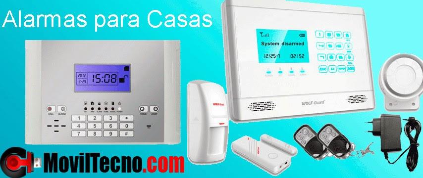 Alarmas hogar gsm baratas online para casas tiendas - Alarmas para casa precios ...