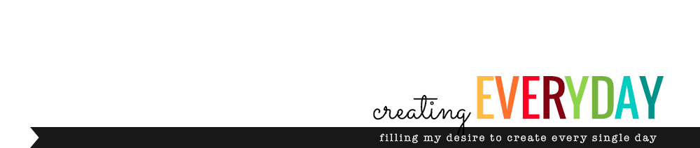 {creating everyday}