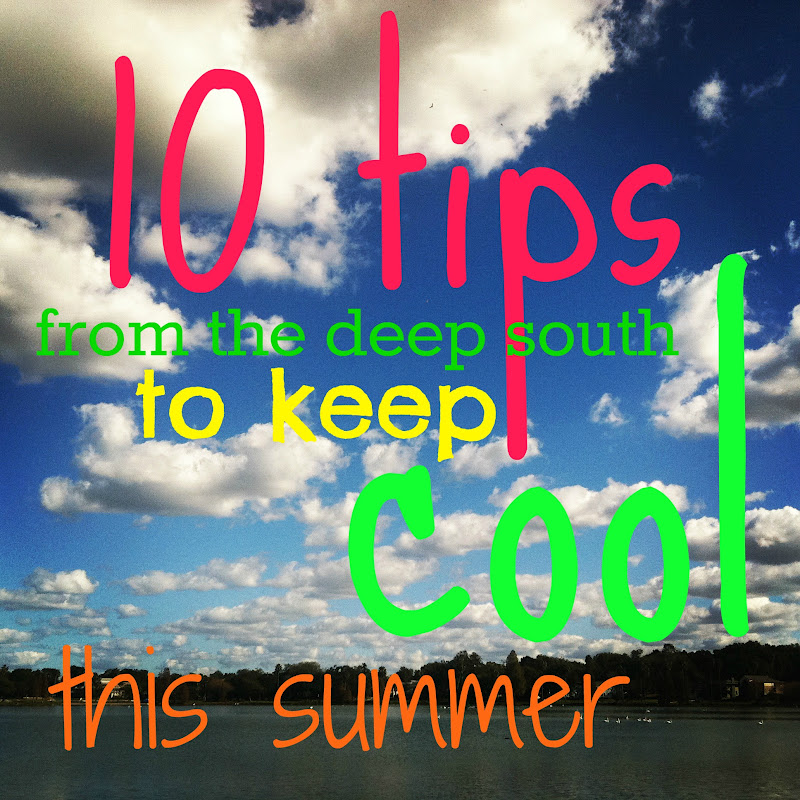 Mamascout Keep Cool This Summer 10 Tips From The Deep