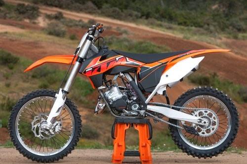 KTM 125 SX Bikes Price