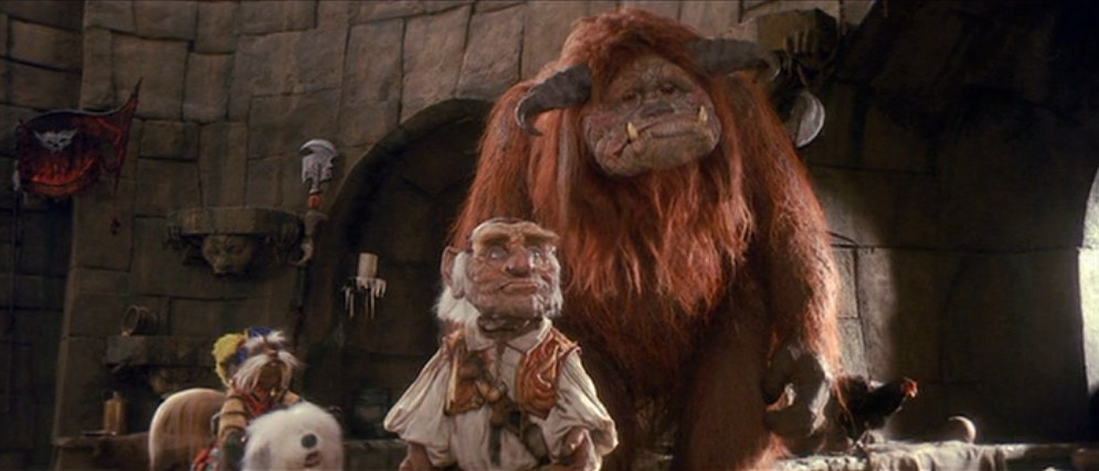 Peter's Puppets: Movie Review: Labyrinth Labyrinth Cast