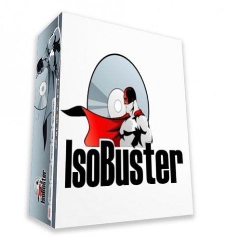 IsoBuster Pro v3.2 Build 3.1.9.02 Beta Multi - FR