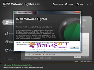 IObit Malware Fighter 1.4.0 Full Serial 2