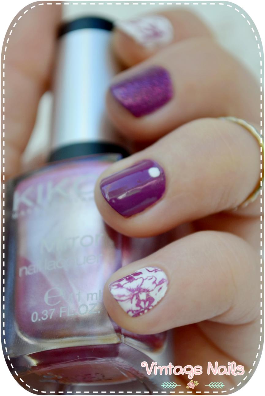 nail art, manicura, manicure, vintage nails, china glaze, deborah milano, kiko, moyou, rare nails, stamping nails