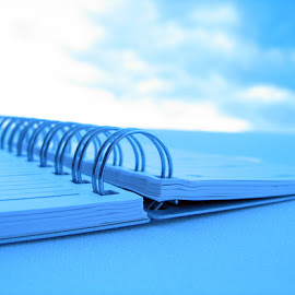 caderno vazio