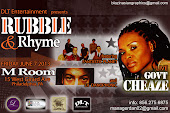 Rubble 'n Rhyme [concert] June 7th