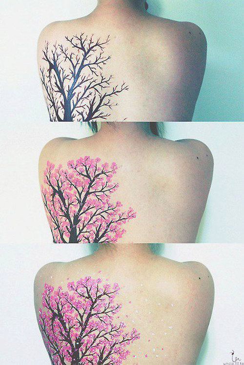Amazing Tattoos For Women