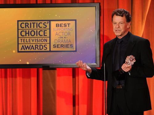 Critics Choice Television Award: Jonh Noble