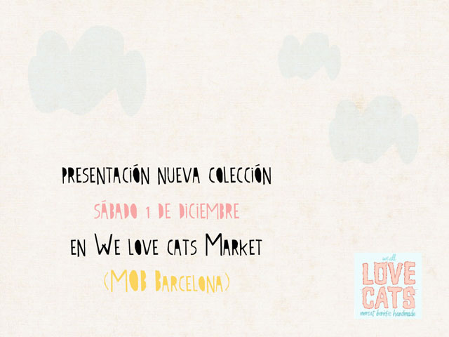 handmade we love cats market mercadillo artesania