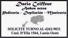 DARÍO COIFFEURE