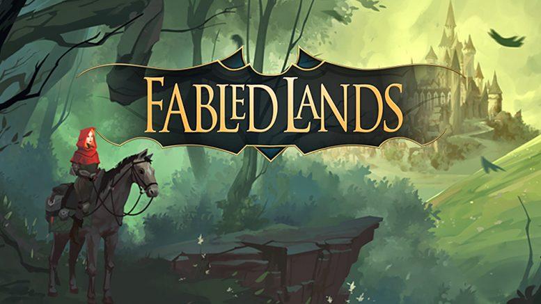 Fabled Lands CRPG