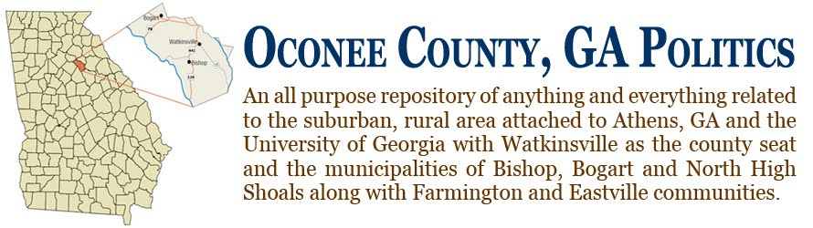 Oconee County, GA Politics