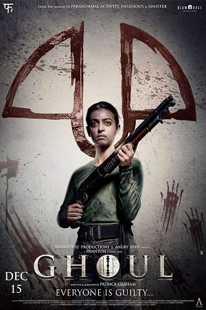 Ghoul S01 All Episode [Season 1] Full Hindi Complete Download 480p