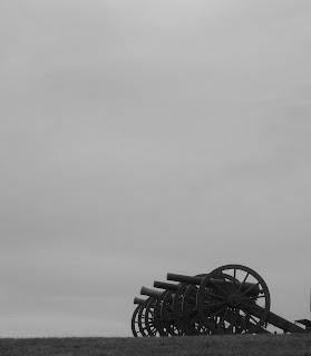 Antietam cannons