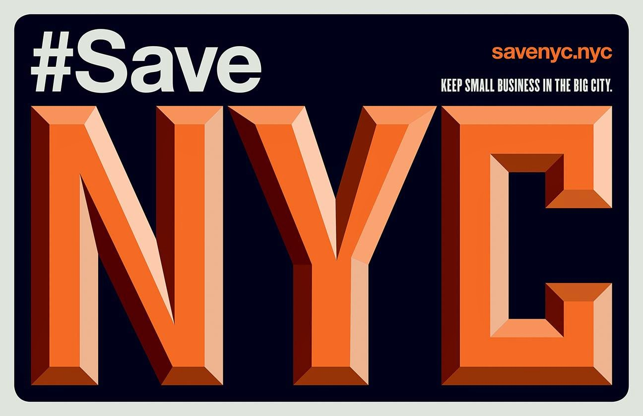 #SaveNYC