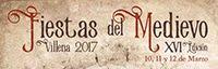 FIESTAS DEL MEDIEVO 2017