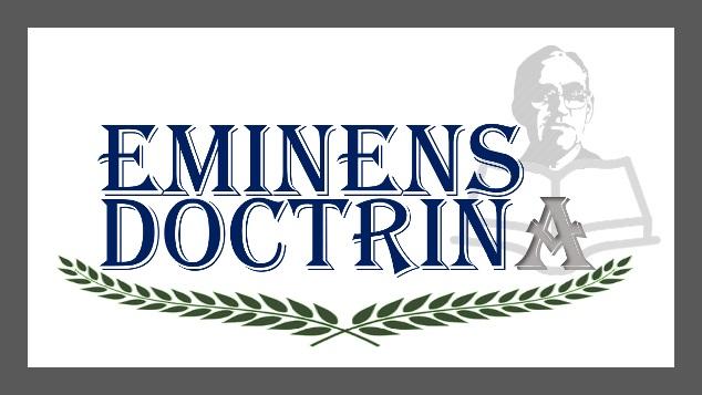 Eminens Doctrina