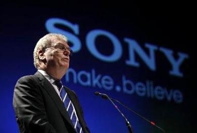 Acionistas Pedem a Demissão de Howard Stringer ,CEO da Sony !!