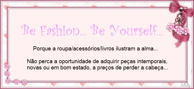 BeFashion...BeYourself...