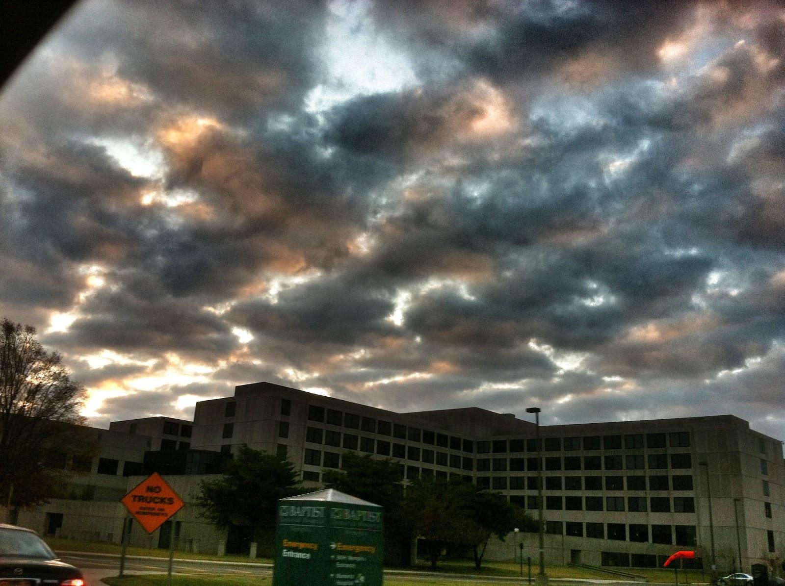 Memphis Sunrise - Baptist East Hospital